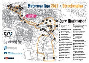 Strecke 2017